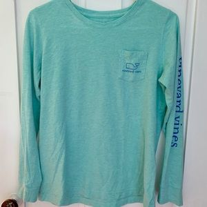 Women's Vineyard Vines Long Sleeve Shirt